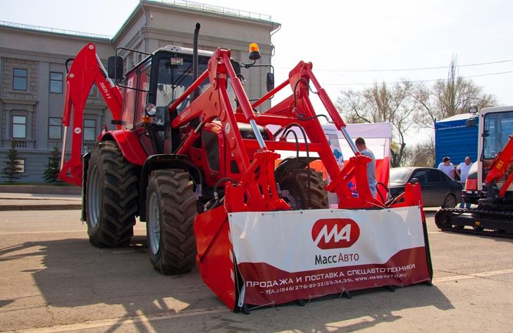 Коммунально-уборочная машина Беларус 82 МК-Е купить в.